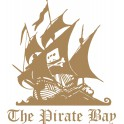 Naklejka The Pirate Bay logo nr 774