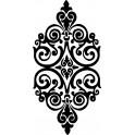 Naklejka ornament nr 81