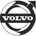 Naklejka Volvo nr 831