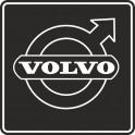Naklejka Volvo nr 832