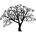 Naklejka drzewo nr 895
