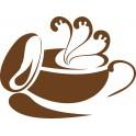 Naklejka kubek kawy nr 929