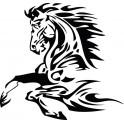 Naklejka koń 1016