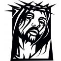 Naklejka Jezus Chrystus nr 1100