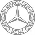 Naklejka Mercedes Benz nr 1107