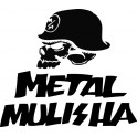 Naklejka Metal Mulisha nr 1117