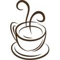 Naklejka kubek kawy nr 1141