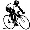 Naklejka rower nr 1185