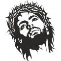 Naklejka Jezus Chrystus