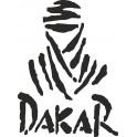 Naklejka Dakar