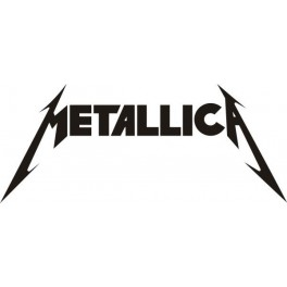 Naklejka Metallica
