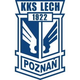 Naklejka Lech Poznań