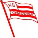 Naklejka Cracovia Kraków