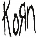 Naklejka Korn logo