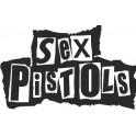 Naklejka logo Sex Pistols