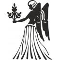Naklejka panna