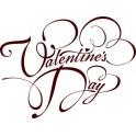 Naklejka Valentine Day nr 627